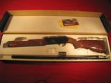 """Browning Model B-80, 1986 """"4th ANNUAL POPE COUNTY, MN. PHEASANT RESTORATION BANQUET"""""""