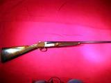 Winchester Model 23 Golden Quail SxS shotgun
