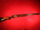 Winchester Model 101 Pigeon Grade Trap O/U shotgun in 12 ga.
