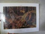 Autumn Magic, Bruce Miller, Signed, No. 13 of 6000