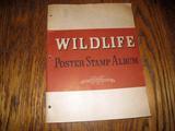 Wildlife Poster Stamp Album, National Wildlife Federation, 1939