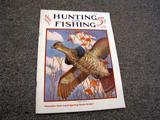 Hunting & Fishing, November 1931