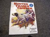 Hunter Trader Trapper, August 1931