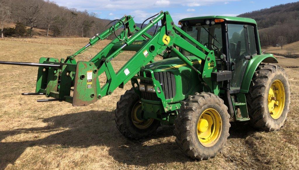 Greg Duffy Estate Auction-Farm Machinery