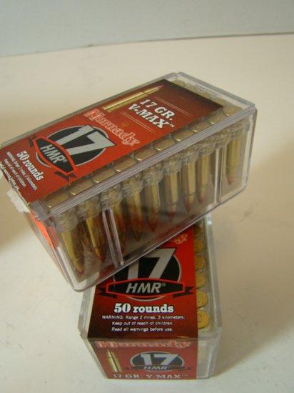 2 BOXES 17 HMR HORNADY AMMO       Auctions Online   Proxibid