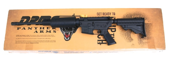 NEW IN BOX DPMS MODEL A-15 .223CAL