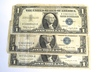LOT OF 3 $1 SILVER CERTIFICATES