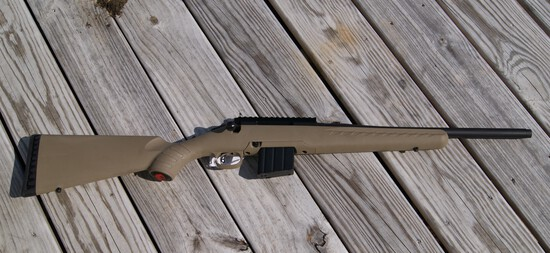 RUGER AMERICAN 350 LEGEND RIFLE