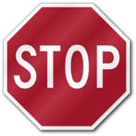 STOP READ AUCTION INFO