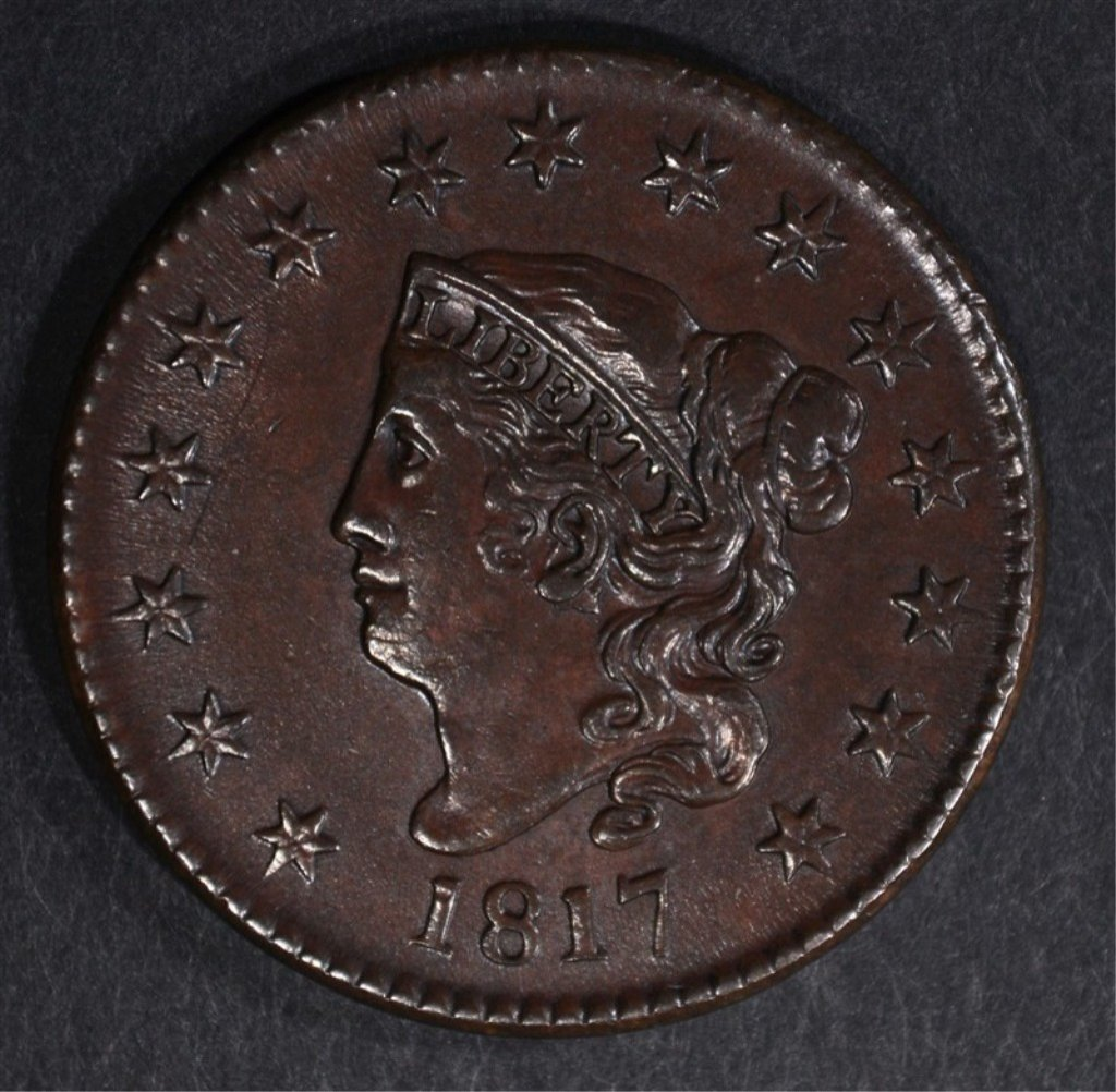 May 23 Silver City Coins & Currency Auction