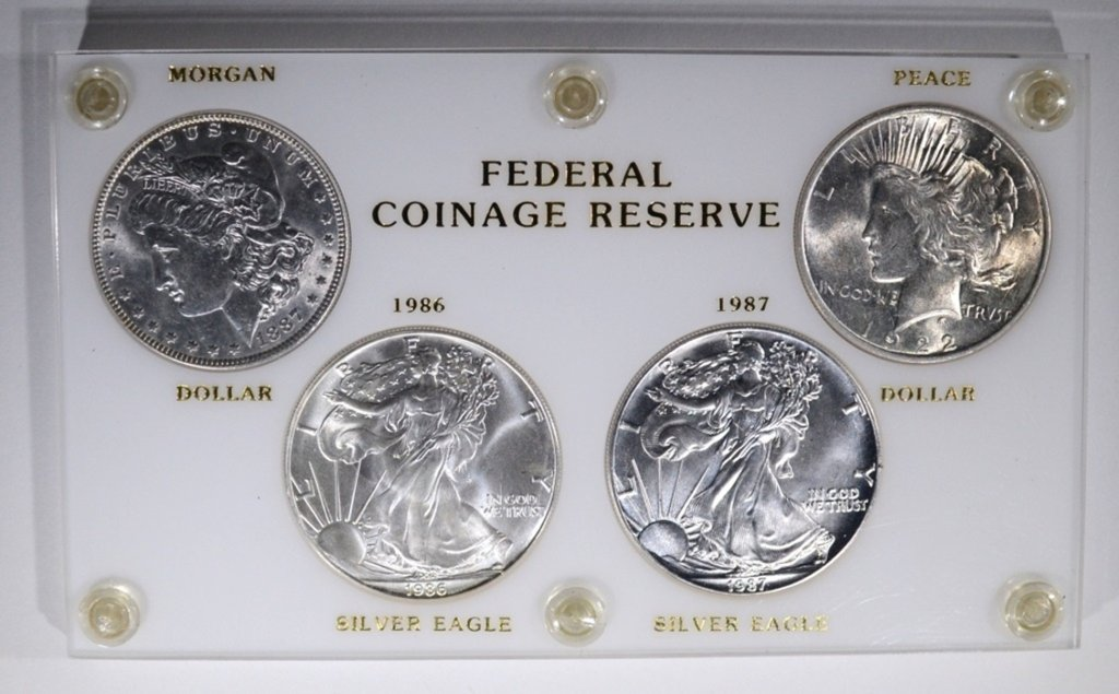 May 29 Silver City Coins & Currency Auction
