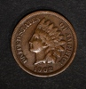1908-S INDIAN CENT, F/VF KEY COIN