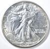 1941-S WALKING LIBERTY HALF DOLLAR, BU