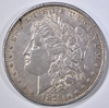 1878-S MORGAN DOLLAR, CH AU