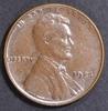 1924-D LINCOLN CENT AU/BU