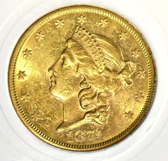 November 19th Silver City Coin & Currency Auction