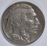 1926-S BUFFALO NICKEL  AU