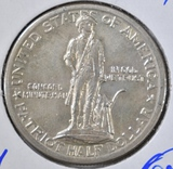 1925 LEXINGTON COMMEM HALF DOLLAR  GEM BU