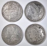CIRC MORGAN DOLLAR LOT: