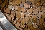 500-CIRC S-MINT LINCOLN WHEAT CENTS