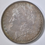 1883-O MORGAN DOLLAR  CH BU  COLOR