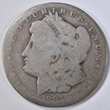 1883-CC MORGAN DOLLAR  GOOD