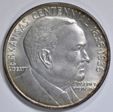 1936 ROBINSON COMMEM HALF DOLLAR   GEM BU
