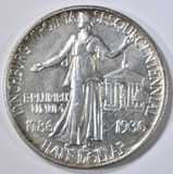 1936 LYNCHBURG COMMEM HALF DOLLAR  BU