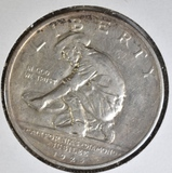 1925-S CALIFORNIA COMMEM HALF DOLLAR  BU