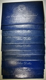 LOT OF 10 BLUE IKES: