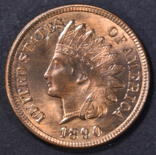1890 INDIAN CENT CH BU RD