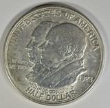 1923-S MONROE COMMEM HALF DOLLAR  AU