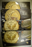 3-U.S. MINT COIN & CURRENCY SETS