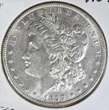 1899-O MORGAN DOLLAR  AU/BU