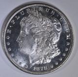 1878-S MORGAN DOLLAR  CH GEM BU PL