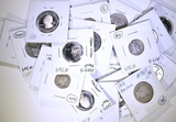 MIXED TYPE COIN LOT: