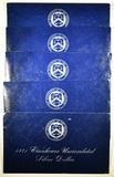 5-1971-S SILVER BLUE IKE DOLLARS