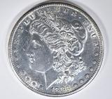 1883-S MORGAN DOLLAR BU CLEANED