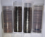 LOT OF MIXED DATE PROOF NICKELS & QUARTERS