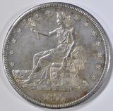 1877-CC TRADE DOLLAR  CH ORIG UNC