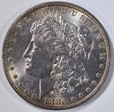 1880-O MORGAN DOLLAR  VERY CH BU