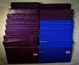6-1983, 5-84, 4-85, 1-88 & 2-89 U.S. PROOF SETS