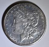 1889-S MORGAN DOLLAR BU PROOF LIKE