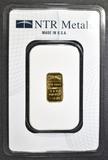 1/10 OZ .999 GOLD BAR