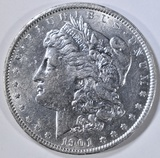 1901 MORGAN DOLLAR  CH AU