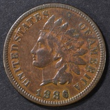1886 INDIAN HEAD CENT  XF