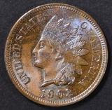 1903 INDIAN HEAD CENT  CH/GEM BU