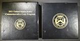 2011 U.S. ARMY $5 GOLD COMMEMORATIVE COIN