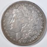 1879-CC MORGAN DOLLAR  VF+ KEY COIN