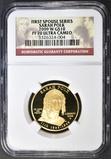 2009-W $10 GOLD SARAH POLK NGC PF-70 ULTRA CAMEO